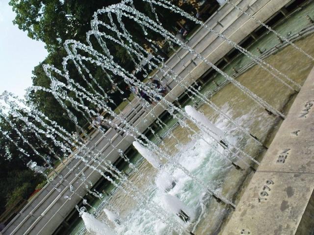 Szegedi szökőkút