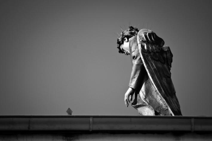 Makovecz angyala