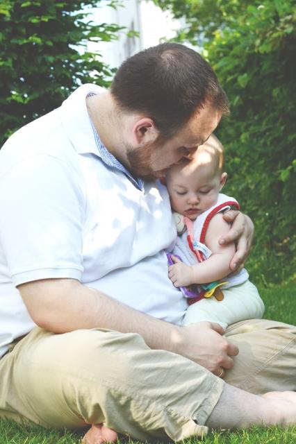 Apa-lánya meghittség