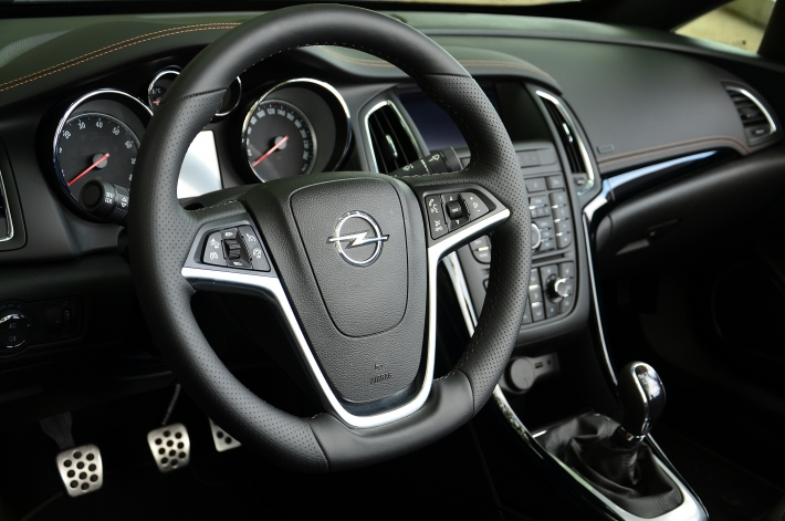 Opel sosekopel