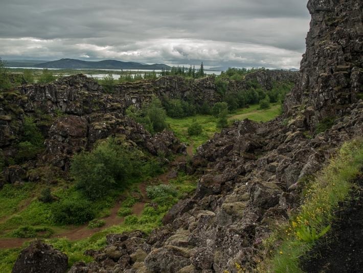 Þingvellir Nemzeti Park - Izland