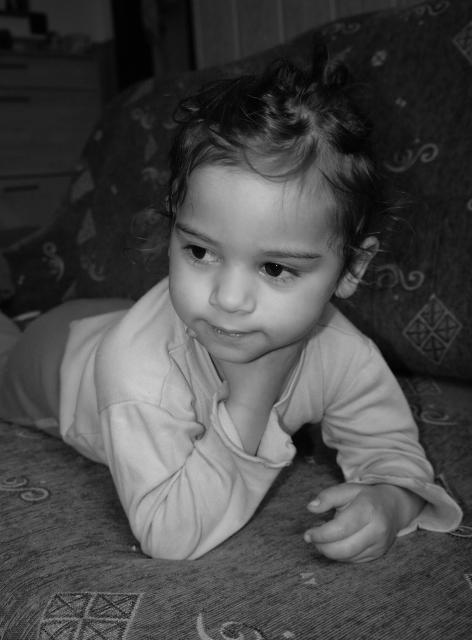 Kislány