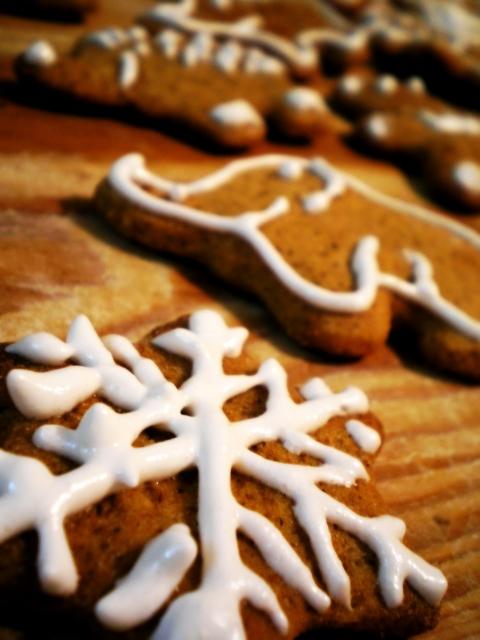 Mézeskalács karácsonykor